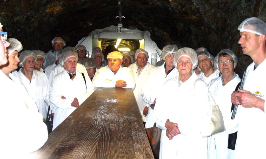 Almenland Käsestollen